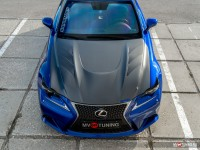 "Капот ""F-Sport"" Lexus IS 3 (2013-2016 г.в.)"